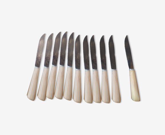 Set de 12 couteaux