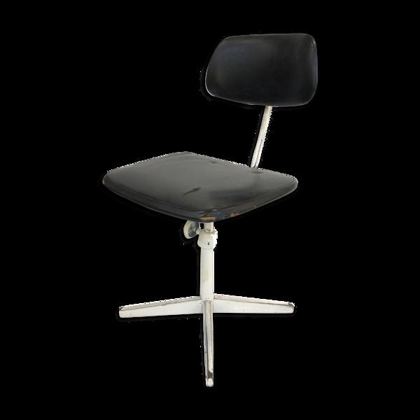 Chaise de travail dessinante industrielle conçue par Friso Kramer pour Ahrend De Cirkel Pays-Bas