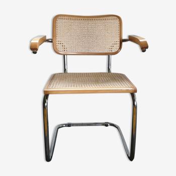 Armchair b64 by marcel breuer