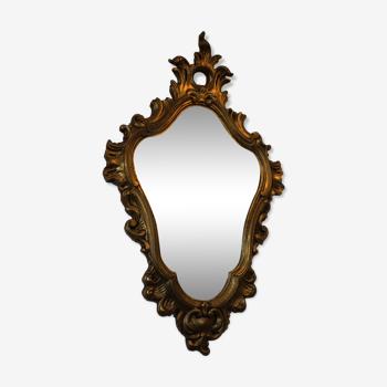 Miroir de style rococo - 58 x 34