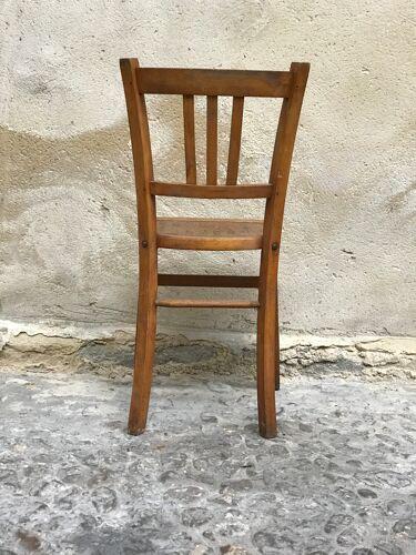 Chaise de bistrot Luterma