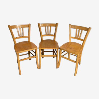 Lot of Luterma chairs
