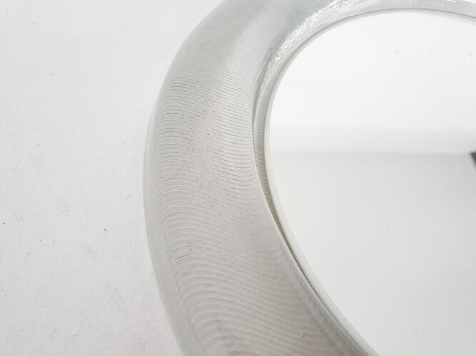 Miroir rond épais 28cm