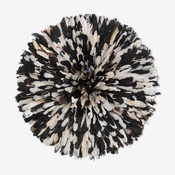 Juju hat noir et blanc 80cm