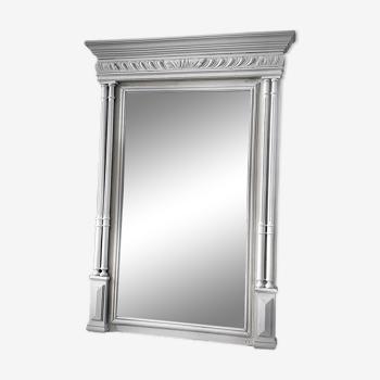 Miroir trumeau de cheminée Henri II
