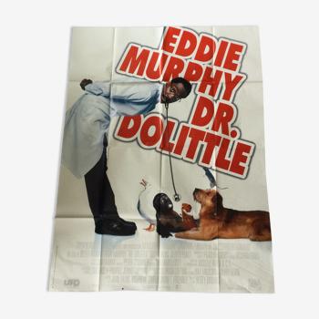 """Affiche du film """" Dr Dolittle """""""