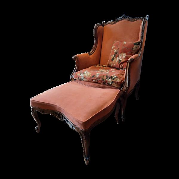 Duchesse brisée de style Louis XV