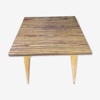 Table de bistrot Stella des années 50