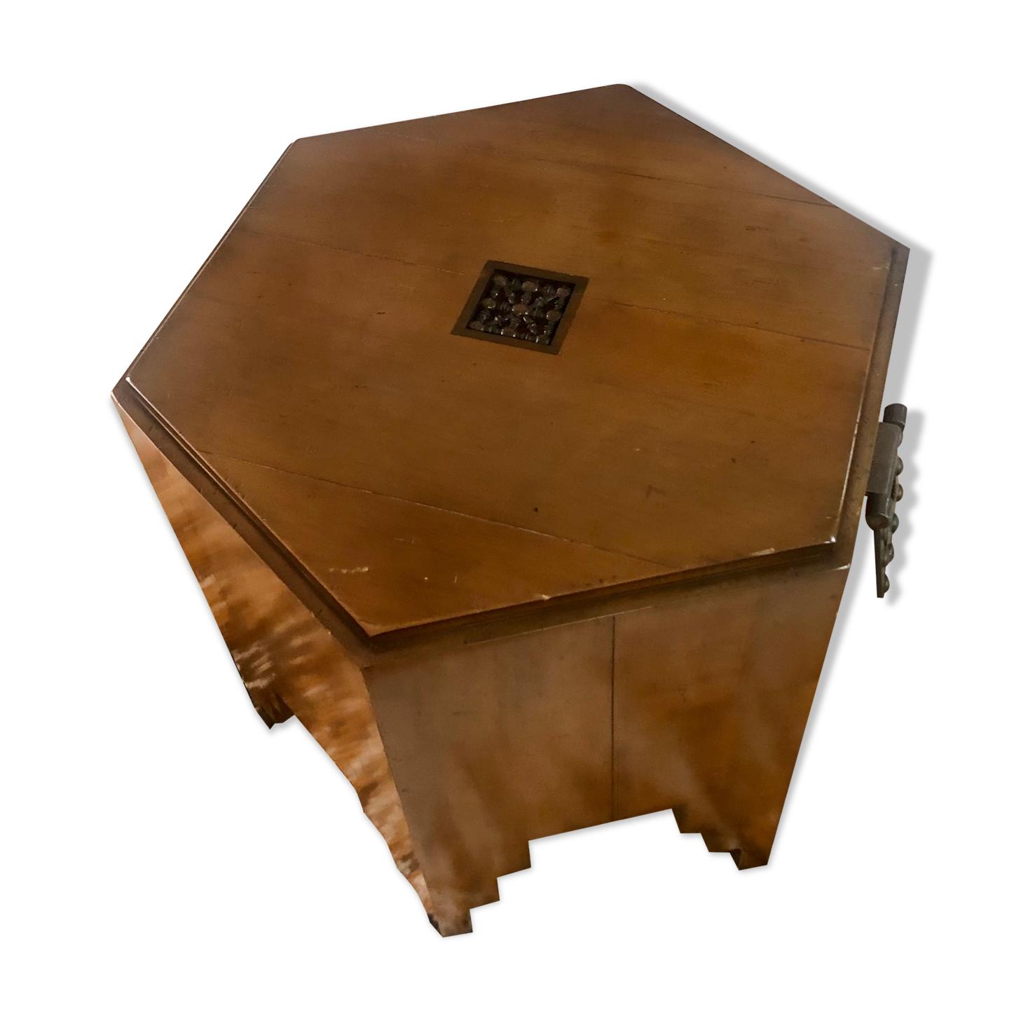 Chevet table basse bout de canapé Roche Bobois