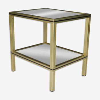 Table laiton de Pierre Vandel Paris