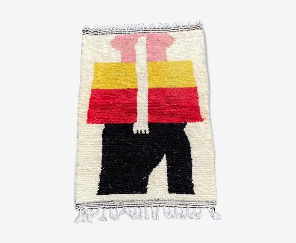 Tapis berbere Azilal 150x245 cm