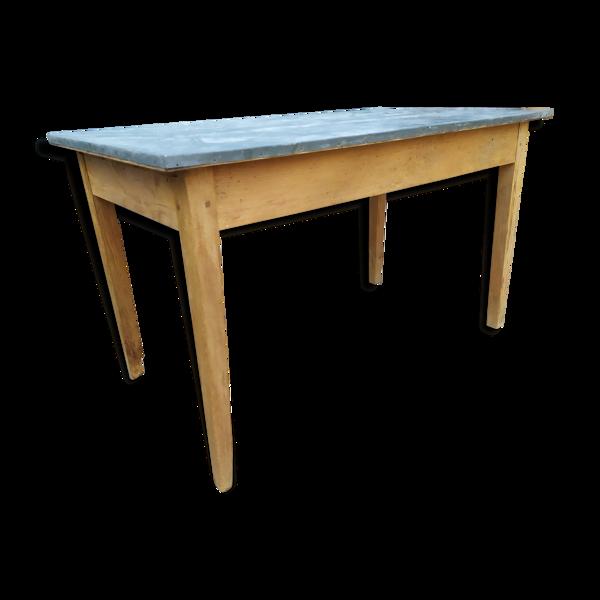 Selency Table de ferme cuisine