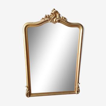 Miroir Louis XV 108x171cm