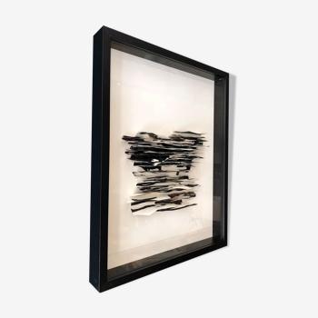 Waves 3d 40x50x6cm