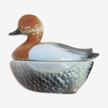 Terrine canard