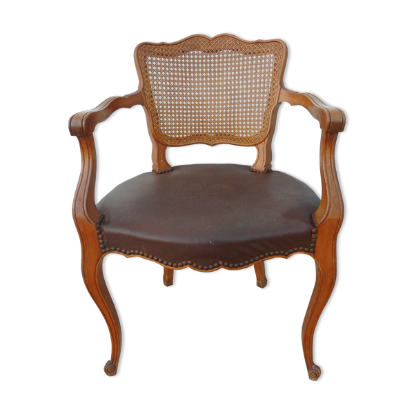 Fauteuil style Louis XV