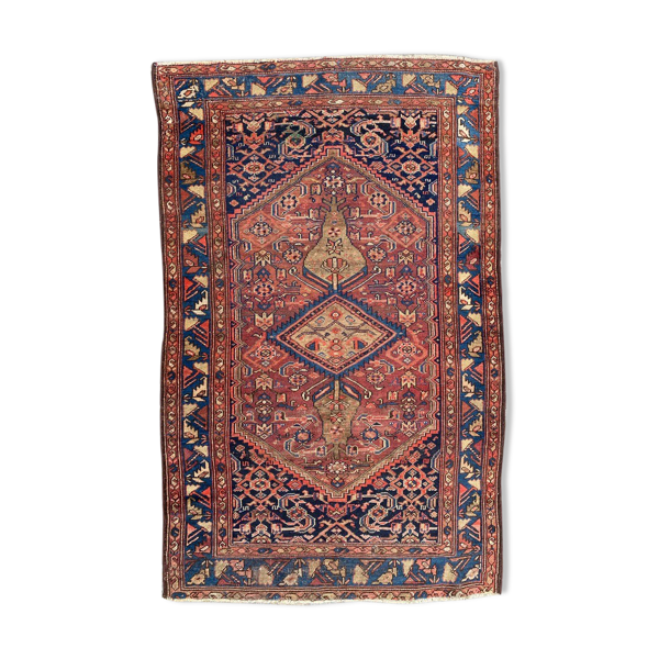 Tapis ancien persan malayer fin 120x190 cm