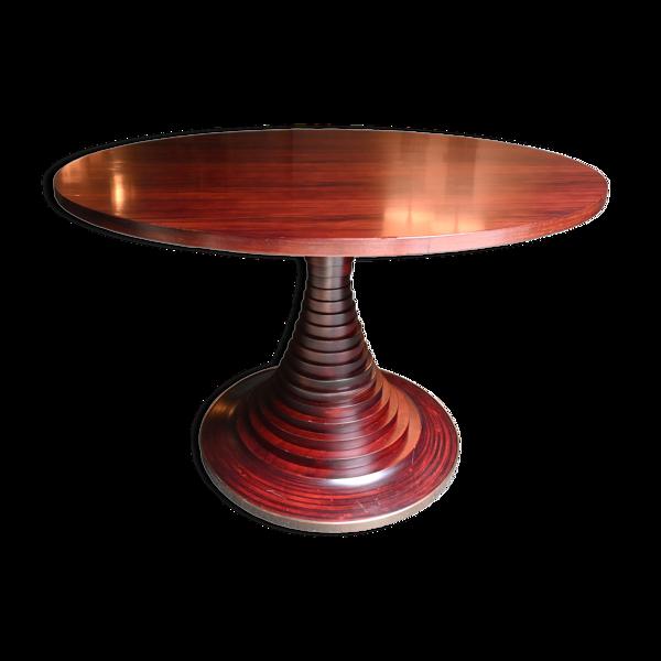 Selency Table ronde de Carlo De Carli, modèle 180 pour Sormani,  Italie, 1963