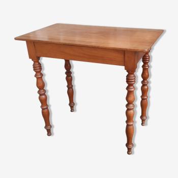 Table en merisier