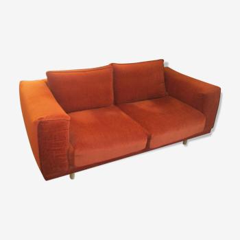 Canapé velvet