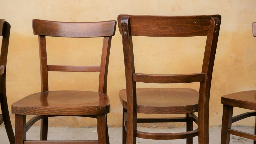 Chaise bistrot par les éditions Thonet