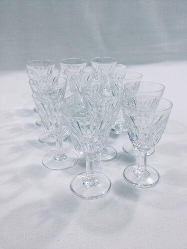 Service à liqueur en cristal Baccarat - Casino