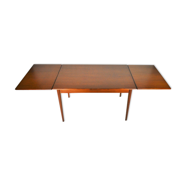 Selency Table à manger extensible conçue par Nils Jonsson années 1960