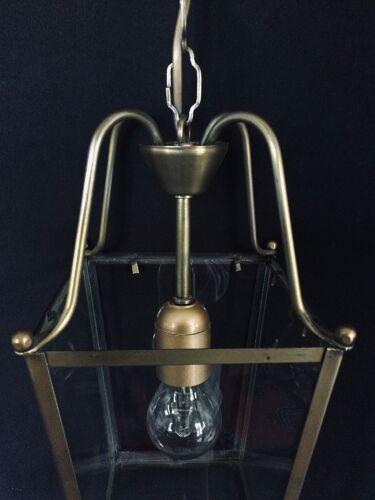 Lanterne carré