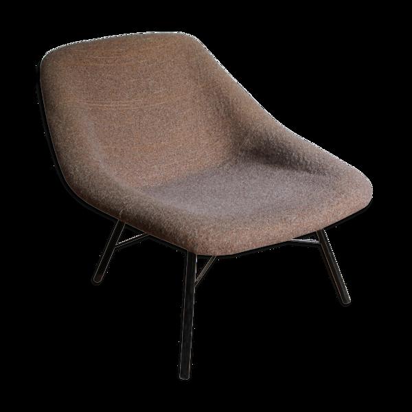 Chaise de salon du milieu du siècle des années 1960