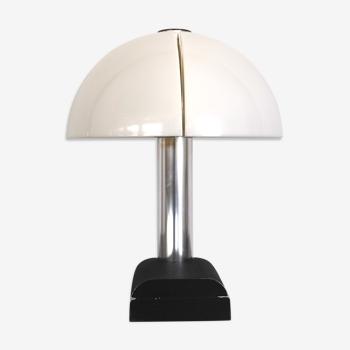 Lampe de table italienne vintage par Danilo & Corrado Aroldi pour Stilnovo, années 70