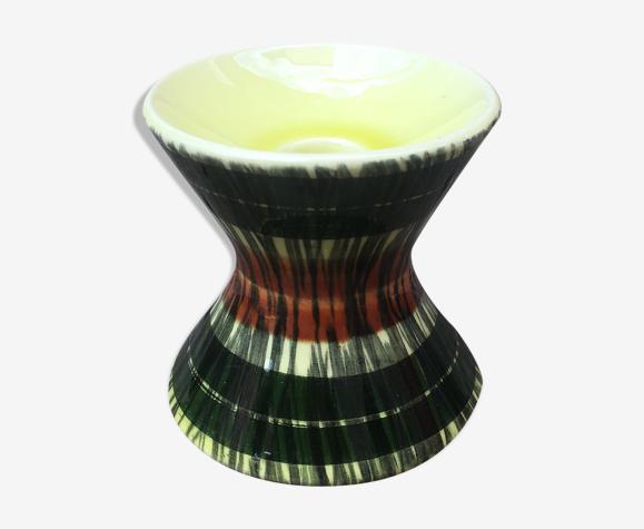 Bougeoir en céramique St Clément