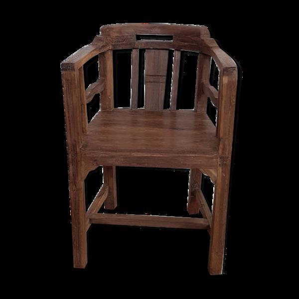 Ancien fauteuil d'administration