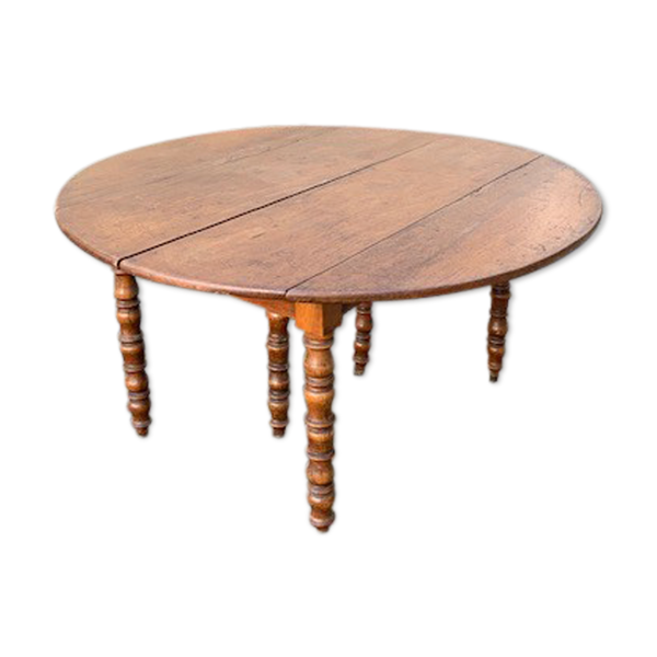 Table 6 pieds extensible (1900)