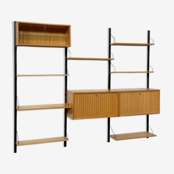 Poul cadovius royal system wall system wall unit