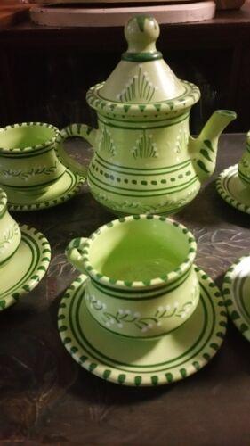 Service à café marocain
