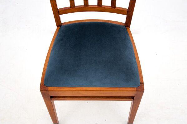 Ensemble de chaises de milieu de siècle