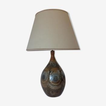 Lampe céramique JC Courjault