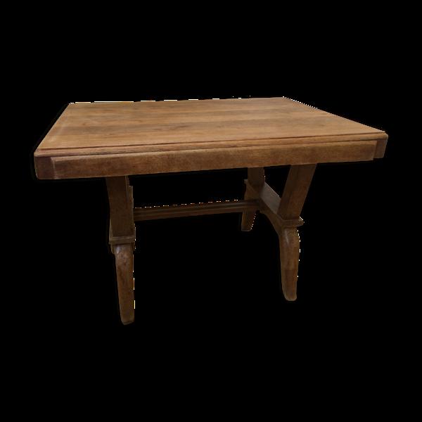 Table  châtaignier