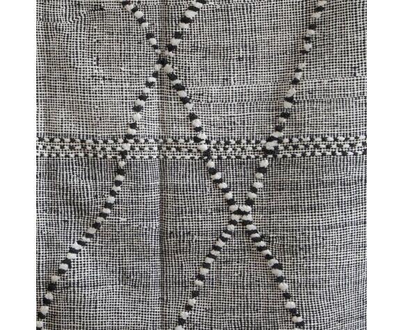 Tapis marocain berbere kilim zanafi 230x150cm