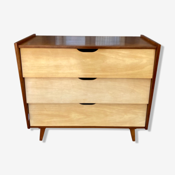 Commode vintage vers 1950