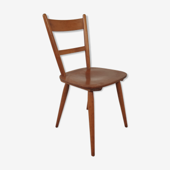 Chaise bistrot style scandinave années 60
