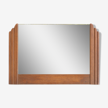 Miroir vintage, bois