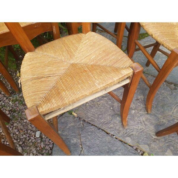 Set Of 10 Chairs Selency, Yum Tree Patio Furniture