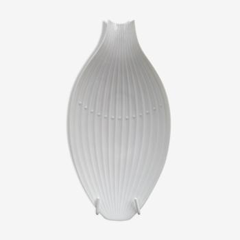Coupe ou vide-poche en porcelaine blanche - Rosenthal, vers 1970