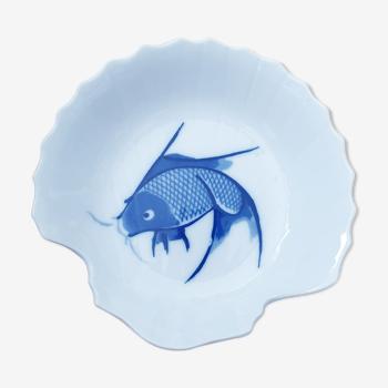 Vide-poche porcelaine chinoise