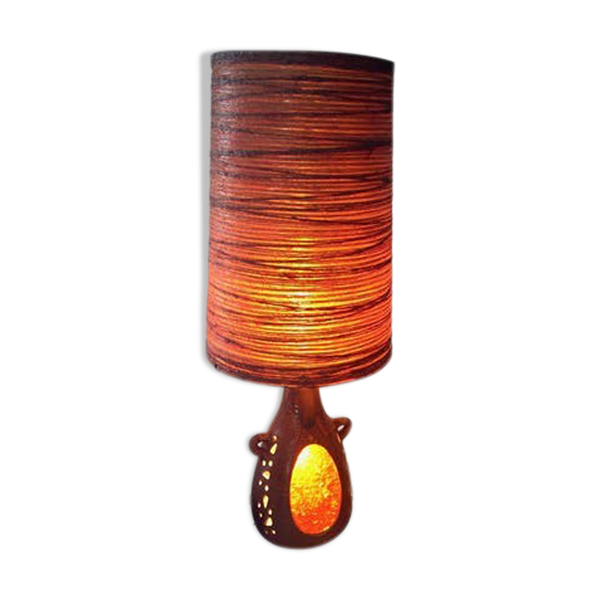 Lampe atelier Accolay 1950