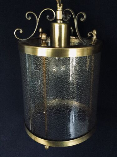 Lanterne verre Biot