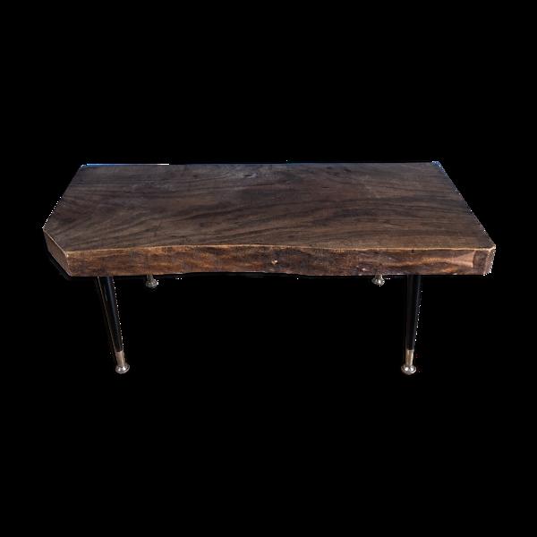 Selency Table basse brutaliste mid-century