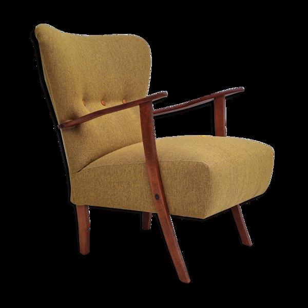 Fauteuil design danois années 60