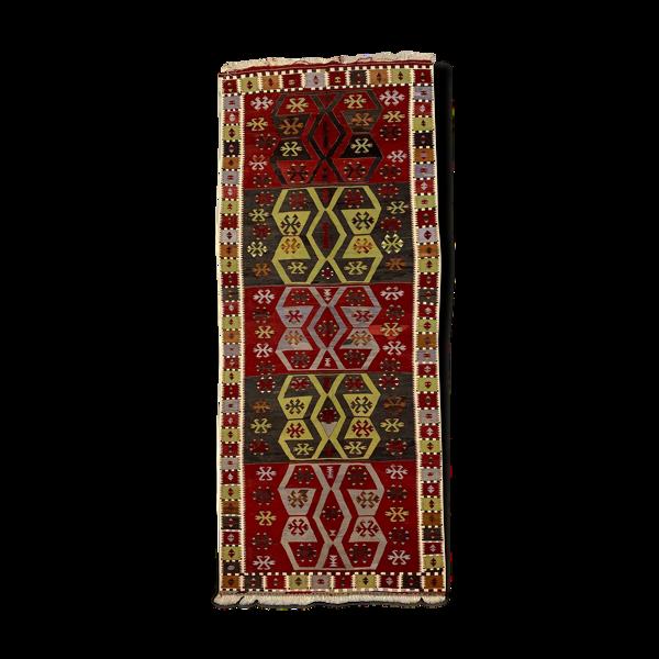 Kilim turc 300x152 cm laine